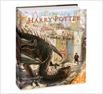 Harry Potter and the Goblet of Fire : Illustrated Edition (Hardcover, 영국판)