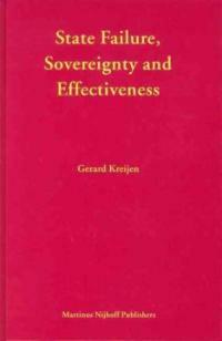State failure, sovereignty and effectiveness: legal lessons from the decolonization of Sub-Saharan Africa