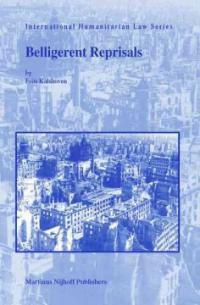 Belligerent reprisals [2nd ed.]