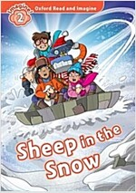 Oxford Read and Imagine: Level 2:: Sheep In The Snow audio CD pack (Paperback)