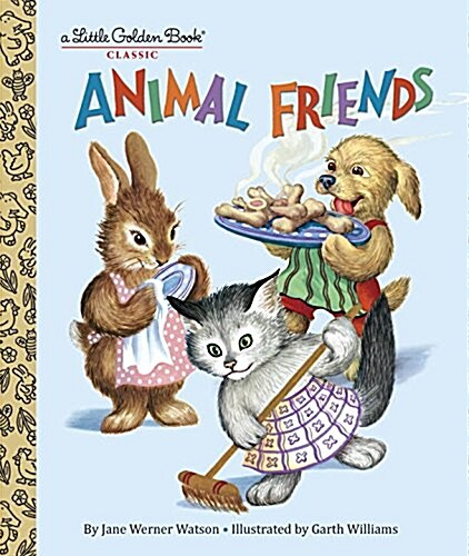 Animal Friends (Hardcover)