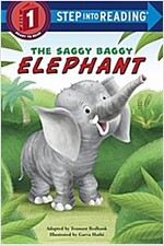 The Saggy Baggy Elephant (Paperback)