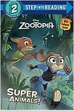 Zootopia Super Animals! (Paperback)