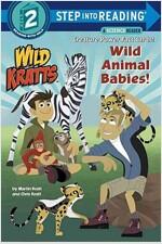Wild Animal Babies! (Wild Kratts) (Paperback)
