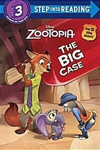 Zootopia the Big Case (Paperback)