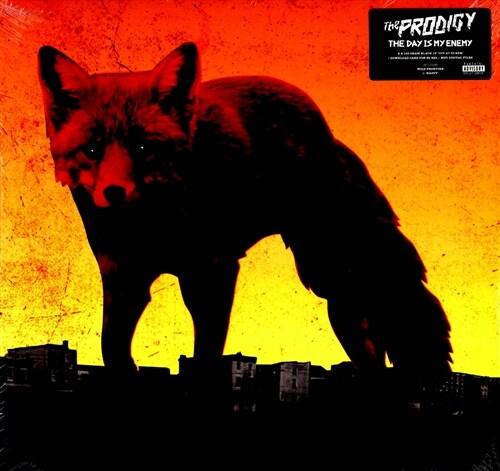[수입] The Prodigy - The Day Is My Enemy [180g 2LP]