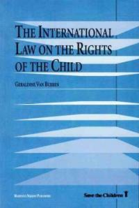 The international law on the rights of the child