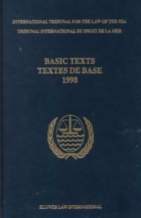 Basic texts 1998 : textes de base 1998