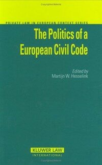The politics of a European civil code