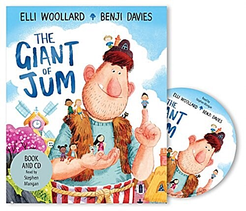 The Giant of Jum : Book and CD Pack (Package)