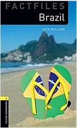 Oxford Bookworms Library Factfiles: Level 1:: Brazil  audio CD pack (Paperback)