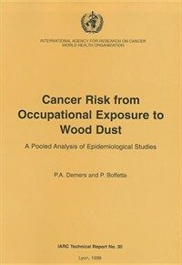 Cancer risk from occupational exposure to wood dust : a pooled analysis of epidemiological studies