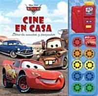 Cars cine en casa / Cars Movie Theater Storybook and Movie Projector (Hardcover, INA, NOV, HA)
