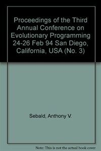 Proceedings of the Third Annual Conference on Evolutionary Programming, 24-26 Feb 94, San Diego, California, USA