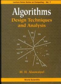 Algorithms : design techniques and analysis