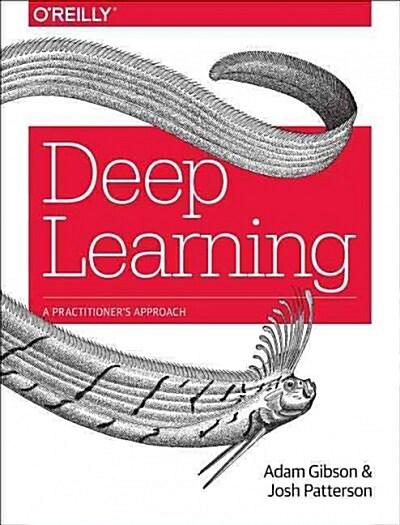 [중고] Deep Learning: A Practitioners Approach (Paperback)