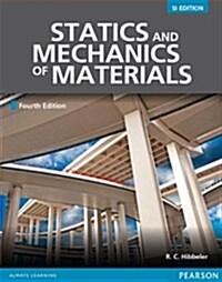 [중고] Statics Mechanics of Materials (Paperback, 4 ed)