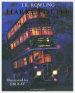 Harry Potter and the Prisoner of Azkaban : Illustrated Edition (Hardcover, 영국판)