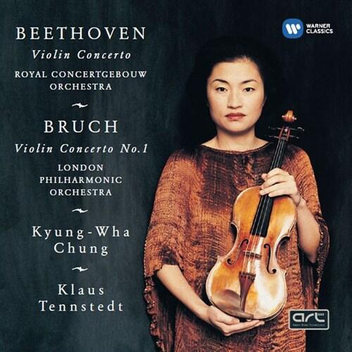 베토벤 & 브루흐 : 바이올린 협주곡