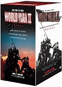 세계 2차 대전 : 광복 60주년 기념 특별판 (10disc 박스세트)