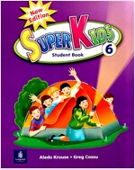 New Super Kids 6 (Tape 2개)