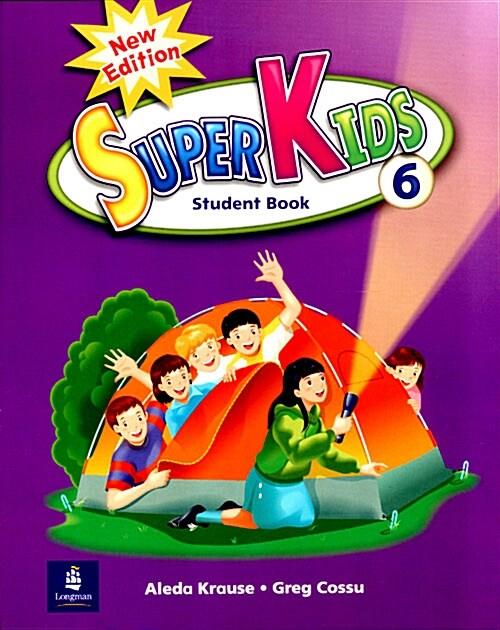 New Super Kids 6 (Tape 2개)