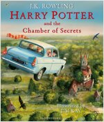 Harry Potter and the Chamber of Secrets : Illustrated Edition (Hardcover, 영국판)