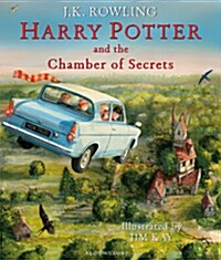 Harry Potter and the Chamber of Secrets (Hardcover, Illustrated Edition)