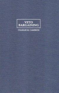 Veto bargaining : presidents and the politics of negative power