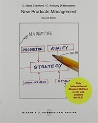New Products Management (Paperback, 11 International ed)