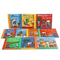 Maisy First Experiences Packs (10 Paperback + 10 Ziploc)