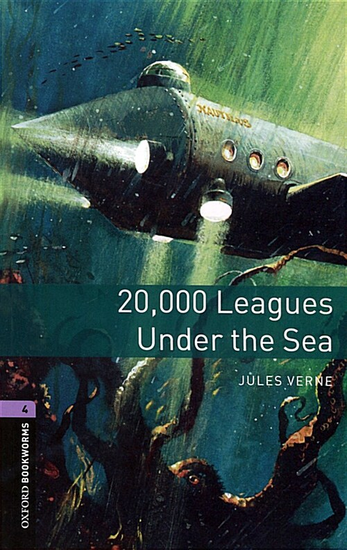 Oxford Bookworms Library: Level 4:: 20,000 Leagues Under The Sea (Paperback)