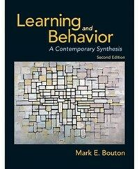 Learning and behavior : a contemporary synthesis / 2nd ed