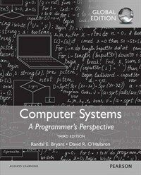 Computer systems : a programmer's perspective 3rd ed., Global ed