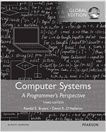 Computer Systems: A Programmer's Perspective, Global Edition (Paperback, 3 ed)