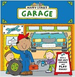 Happy Street: Garage (Board Book)