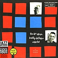 [수입] Art Tatum & Buddy DeFranco Quartet - The Art Tatum-Buddy DeFranco Quartet [180g LP]