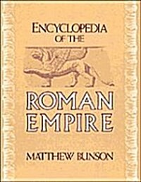ENC OF THE ROMAN EMPIRE (Paperback)