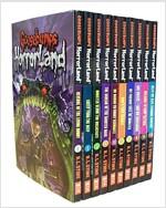 구스범스 Goosebumps HorrorLand 10권 박스 세트 (Paperback 10권)
