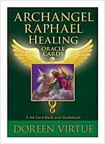 Archangel Raphael Healing Oracle Cards: A 44-Card Deck and Guidebook (Other)