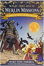 Merlin Mission #2 : Haunted Castle on Hallows Eve (Paperback)