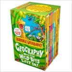 호러블 지오그래픽 원서 12권 세트 HORRIBLE GEOGRAPHY 12 BOOK BOX