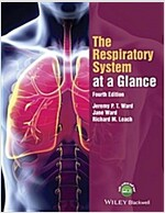 The Respiratory System at a Glance (Paperback, 4, Revised)