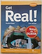 Get Real Foundation : Student Book with CD (Paperback + CD 1장 + Digicode))