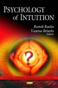 Psychology of intuition