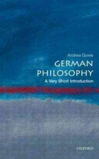 German Philosophy: A Very Short Introduction (Paperback)