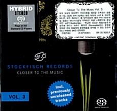 [수입] Closer To The Music Vol.3 [SACD Hybrid]