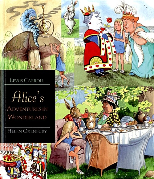 Alices Adventures in Wonderland : Walker Illustrated Classics (Paperback)