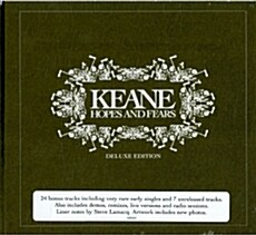 [수입] Keane - Hopes And Fears [2CD Hard Cover Deluxe Edition]