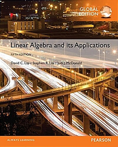 Linear Algebra and Its Applications, Global Edition (Paperback, 5 ed)